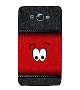 printtech Abstract Leather Pattern Back Case Cover for Samsung Galaxy Core 2 G355H