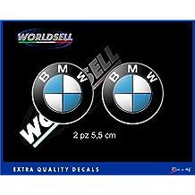 Pegatinas BMW 5.5cm MOTOCICLETA F K R 1200 GS ADVENTURE 1150 S1000RR
