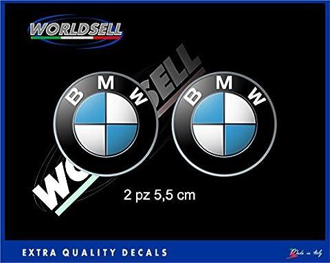 Autocollants BMW MOTORRAD 5,5 cm F K R 1200 GS