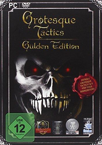 Grotesque Tactics - Gülden Edition - [PC]