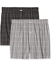 Levi´s Woven Boxer Striped Chambray 300LS 2er Pack Farbwahl S M L XL
