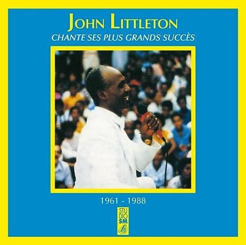 John Littleton chante ses plus grands succès - 1961 - 1988