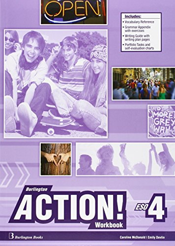 Action, 4 ESO. Workbook por Vv.Aa.