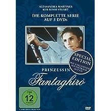 Prinzessin Fantaghiro Superbox, Buchhandelsedition * 5 DVDs + Audio-CD