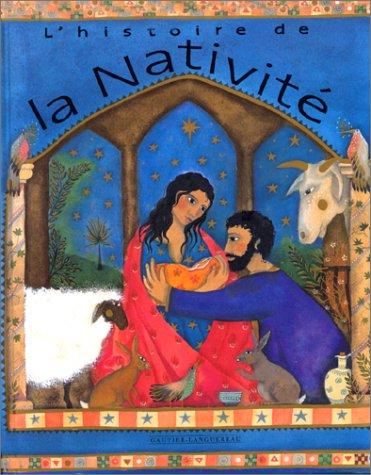 L'histoire de la Nativité par Jane Ray