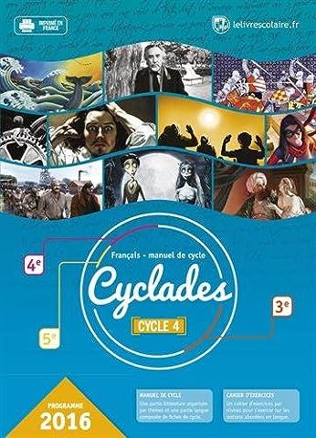 Français 4e-3e Cycle 4 Cyclades