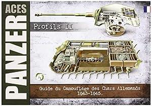 AMMO EURO-0019 Panzer Aces - Perfiles Vol. 2 Francés, Multicolor