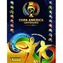 PANINI COPA AMERICA 2016 Collection Complete Stickers + Album
