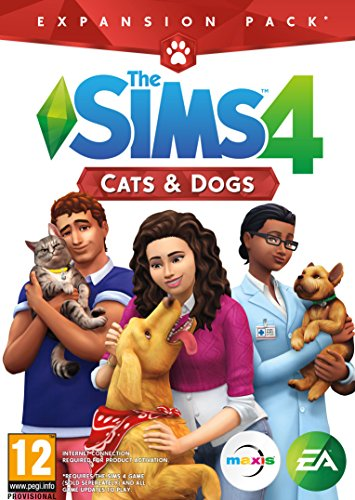 The Sims 4 Cats and Dogs Expansion Pack (PC)