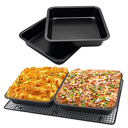 rmen-Kuchen Machen Pfanne Mini Square Cake Pan ()