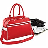 Search : BagBase unisex-adult Original retro bowling bag