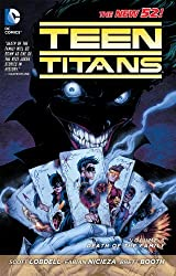 Teen Titans Vol. 3: Death of the Family (The New 52) by Scott Lobdell (2013-12-24)