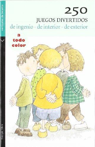 DOSCIENTOS 50 JUEGOS DIVERTIDOS (Verticales) por Josep M. Allué