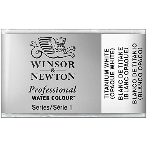 Winsor & Newton 100644 Professional Watercolours (feinste Künslter Aquarellfarbe - 1/1 Näpfchen...
