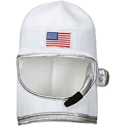WIDMANN 01116–astronauta Casco para adultos, One size