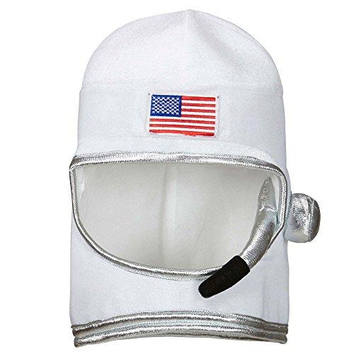 Widmann 01116 - Astronautenhelm für Erwachsene, One Size (Astronaut Halloween-kostüme)