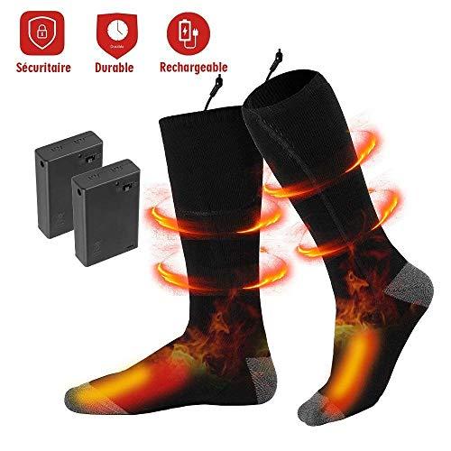 Calcetines Térmicos con calefacción para Hombre y Mujer