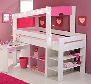 Parisot 2273comb ensemble de meubles chambre d 39 enfant for Ensemble meuble chambre
