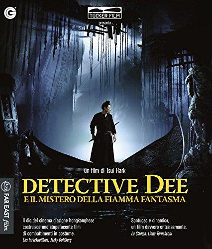 Detective Dee E Il Mistero Della Fiamma Fantasma (Blu-Ray)