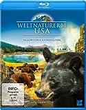 Weltnaturerbe USA - Yellowstone Nationalpark [Blu-ray] [Alemania]