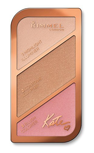 Rimmel Kate Face Sculpting Kit 001, 0.88 Ounce by Rimmel