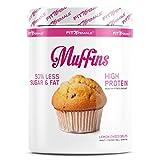 PROTEIN MUFFINS - Gesunde und leckere Protein-Muffins mit Lemon Schoko Splits