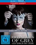 Fifty Shades of Grey 2 - Gef�hrliche Liebe - Limited Digibook  Bild