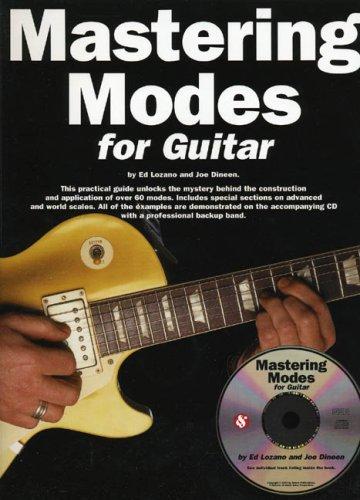 Descargar Pdf Mastering Modes For Guitar Pdf Libro