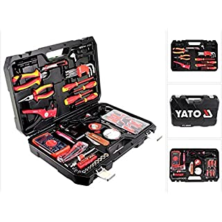 Yato yt-39009 – 68-teiliges Elektriker-Set