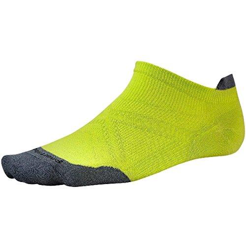 Smartwool Herren Funktionsbekleidung Phd Run Ultra Light Micro Socken, Green, XL