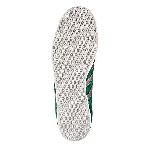 Adidas Gazelle Uomo Sneaker Verde verde nero