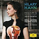 Higdon - Tchaikovski : Concertos pour violon