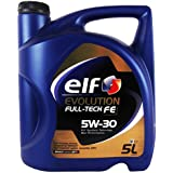 Elf 194910 Evolution Full-Tech FE 5W30 Lubricante