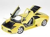 Lamborghini Murcielago gelb Modellauto 12022 Bburago 1:18