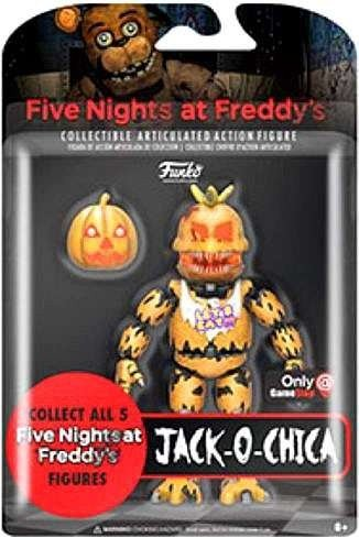 Five Nights At Freddy's Jack-O-Chica Collector's figure Standard
