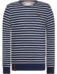 Knitwear Men Naketano Lass Ma Fla¯hof II Pullover: Amazon