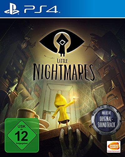 Little Nightmares - Standard Edition - PlayStation 4 [Edizione: Germania]