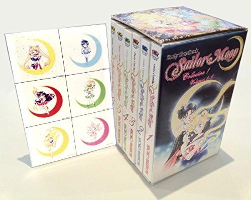 Sailor Moon Box Set N°1