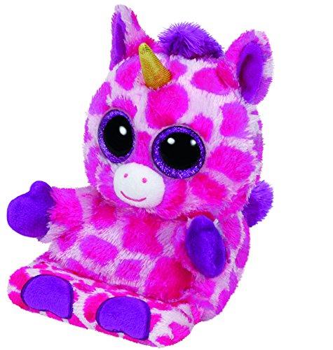 TY, Peluche Peek-a-boo unicornio, 15 cm, 1 unidad