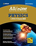 CBSE All  in One PHYSICS CBSE Class 12 for 2018 - 19