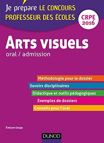 Arts visuels - Professeur des écoles - Oral admission - CRPE 2016 : Mise en situation professionnelle (Concours enseignement)