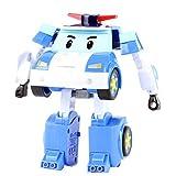 Robocar Poli ACS83094 - Transformer Robot Deluxe Series, 5 Zoll