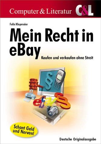 Mein Recht in eBay: Kaufen und verkaufen ohne - Ebay Mein