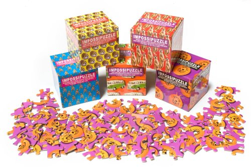 Image of Impossipuzzle Cubes Meerkats