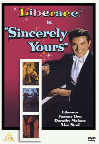 Liberace - Sincerely Yours [DVD]