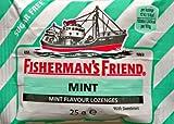 Fishermans Friend Mint Flavour Lutschtabletten zuckerfrei - 12 x 25GM