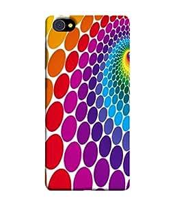 PrintVisa Designer Back Case Cover for Vivo X5Pro :: VivoX5Pro (Texture Illustration Background Backcase Pouch Graphics)