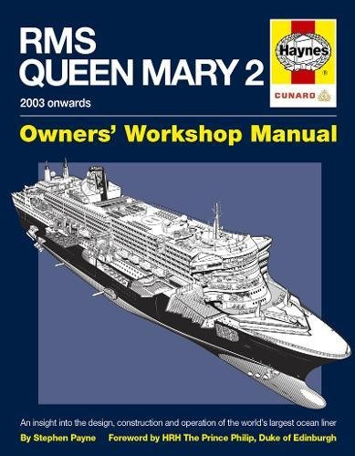 Queen-boot (RMS Queen Mary 2 Manual: An insight into the design, construction and operation of the world's largest ocean liner (Owners Workshop Manual))