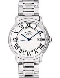 Rotary Herren - Armbanduhr Caviano Analog Quarz GB90140/06