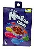 Cadbury Monster Gems, 39.9g Carton